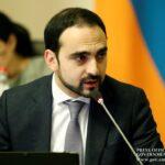 Тигран Авинян, Вице-премьер Республики Армения
